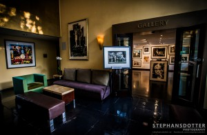 Morrison Hotel Gallery, Sunset Marquis