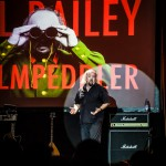 Rocksverige meets Bill Bailey at Qualmpeddler, Gothenburg