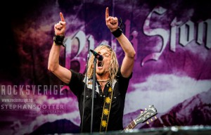 Black Stone Cherry, Sweden Rock Festival 2014