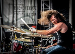 Black Stone Cherry, John Fred, Sweden Rock Festival 2014