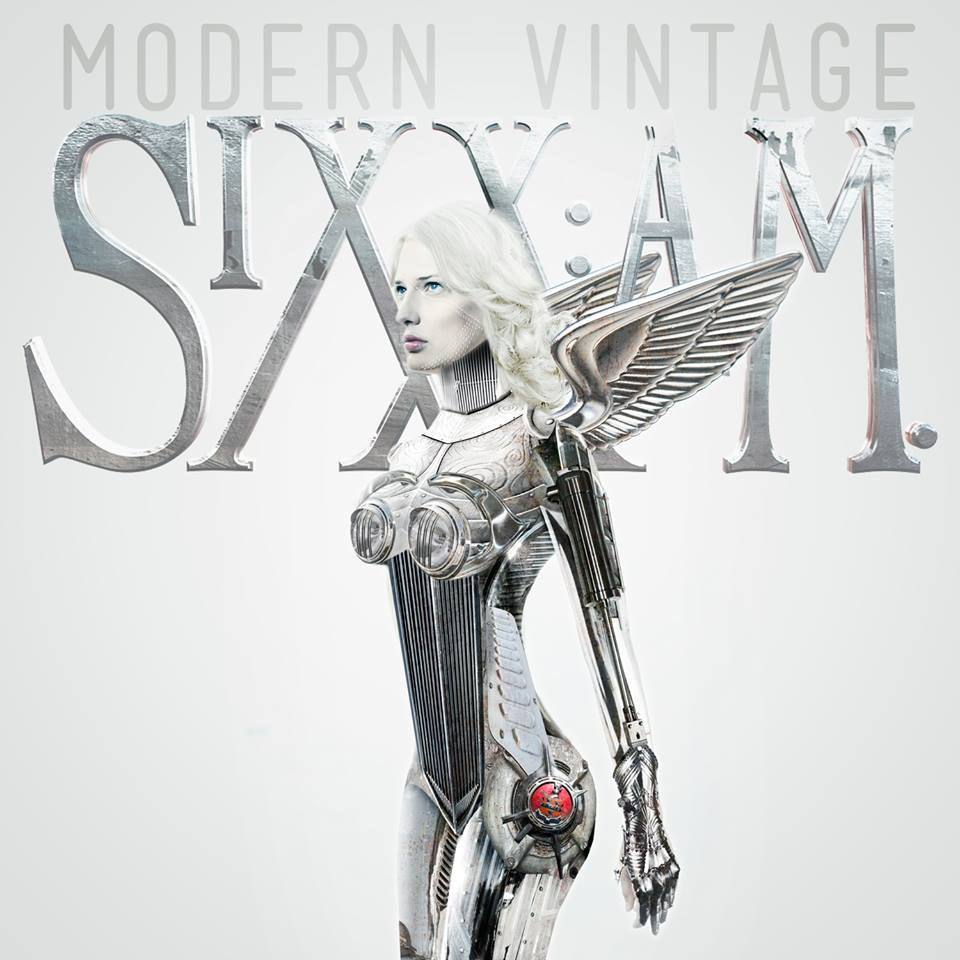 Modern Vintage cover