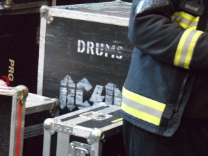 ACDC drums