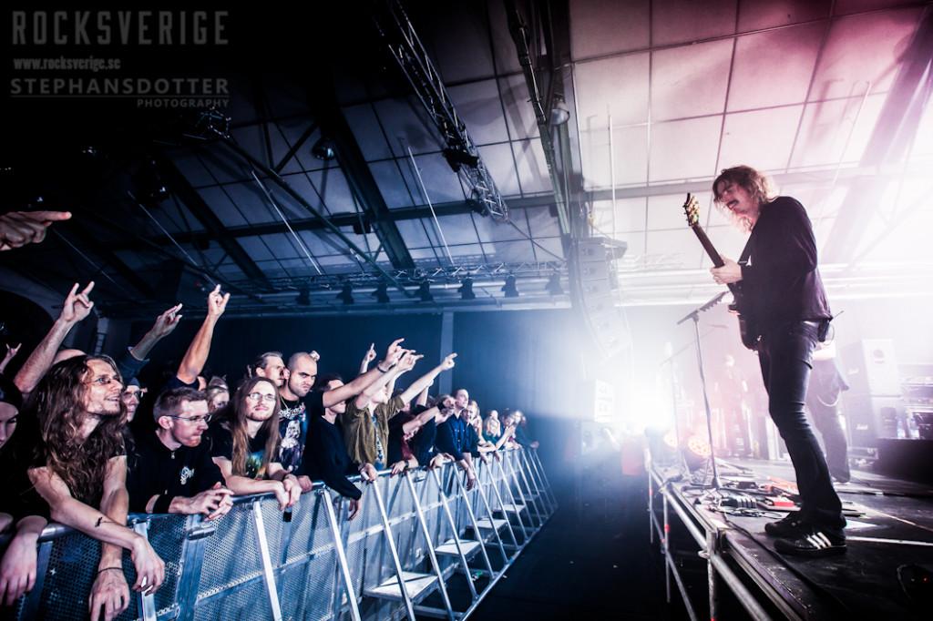 Opeth, Münchenbryggeriet, Stockholm