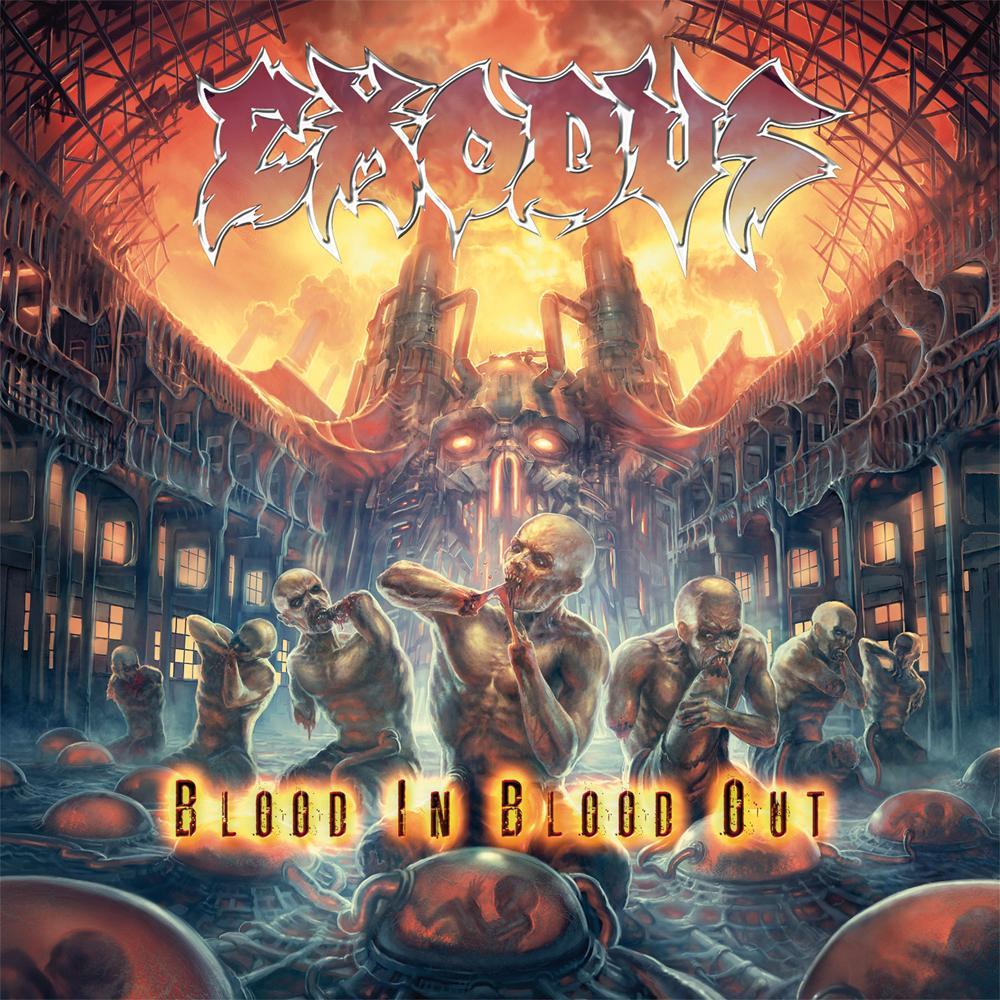 Exodus blood in