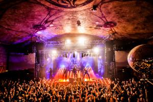 Hammerfall live i Bremen