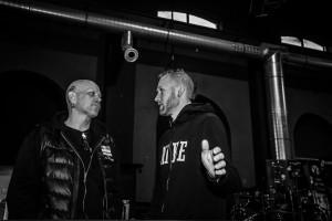 Ian Haugland & David Wallin i Oberhausen