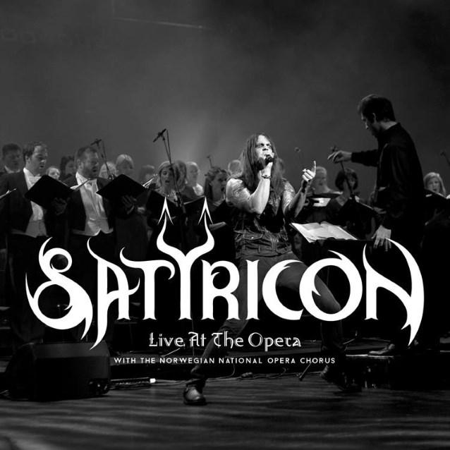 Satyricon opera