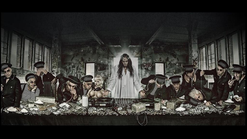 Lindemann jesus