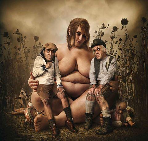 Lindemann kvinna