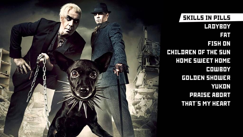 Lindemann låtar