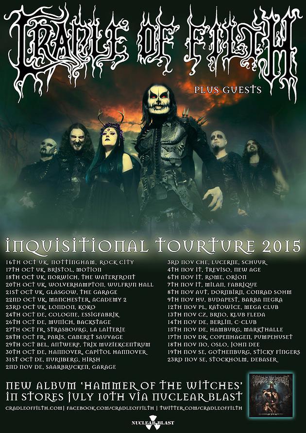 Cradle tour