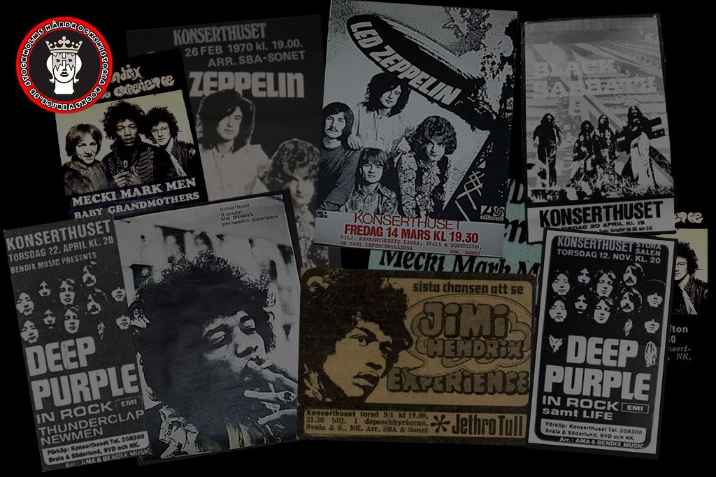 Hårdrock affischer