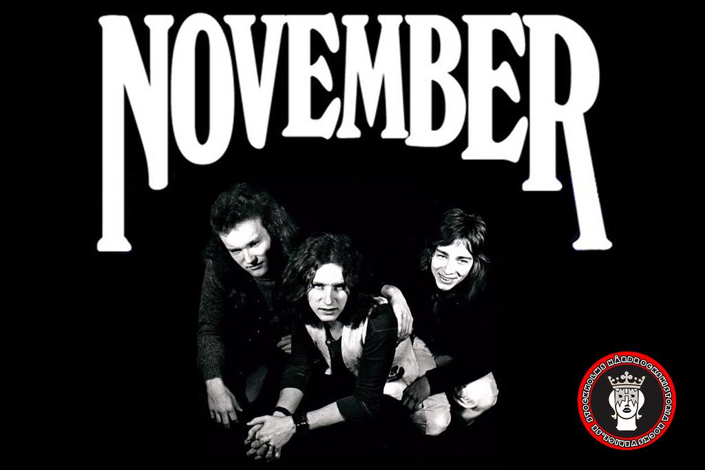 Hårdrock november 2