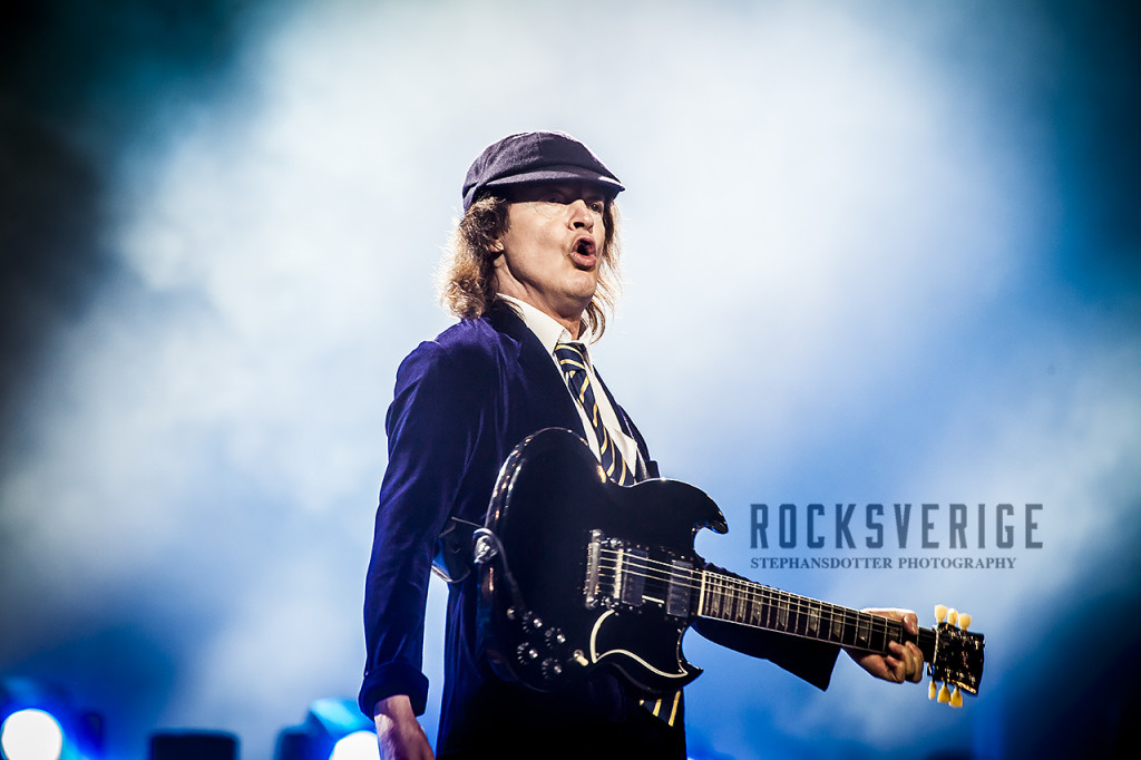 AC/DC. Friends Arena Stephansdotter Photography