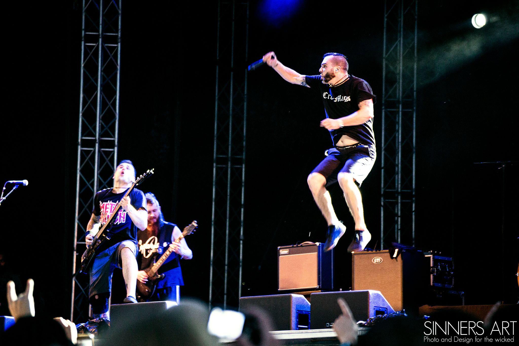 Intervju Jesse Leach Frn Killswitch Engage Rocksverige