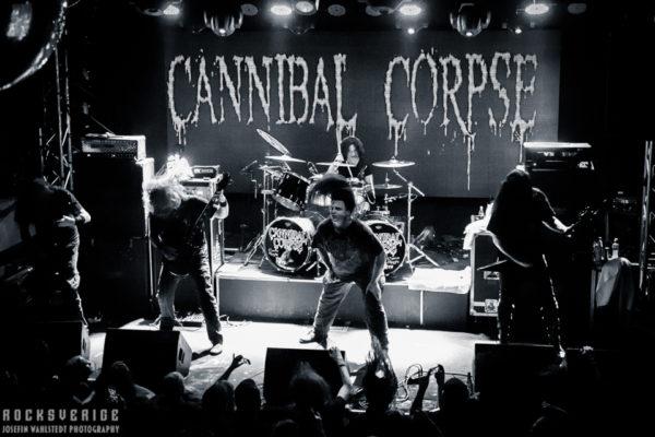 Cannibal Corpse, Gothenburg, Sweden