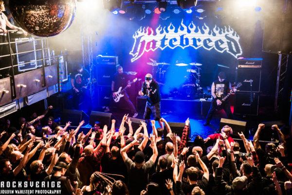 Hatebreed, Sticky Fingers, Göteborg