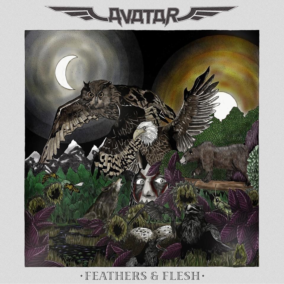 Avatar feathers