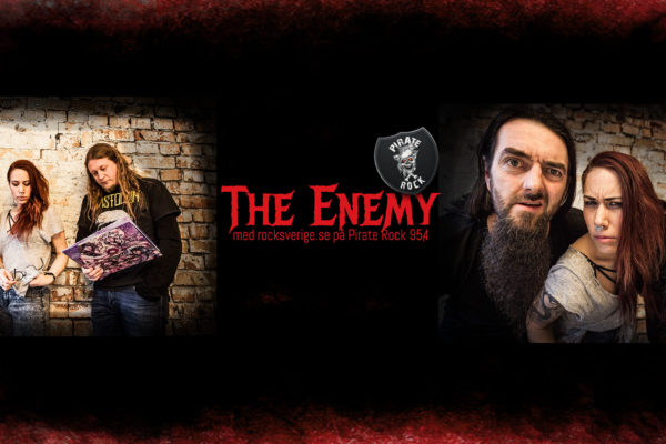 The Enemy banner_distressed border
