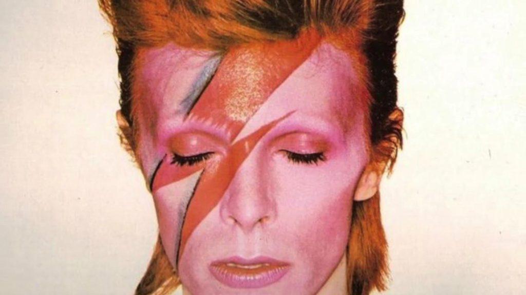 Bowie blixt