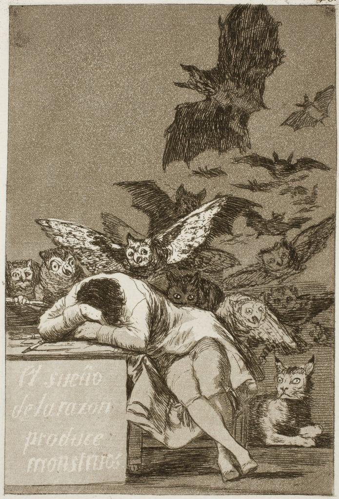 Goya meshuggah