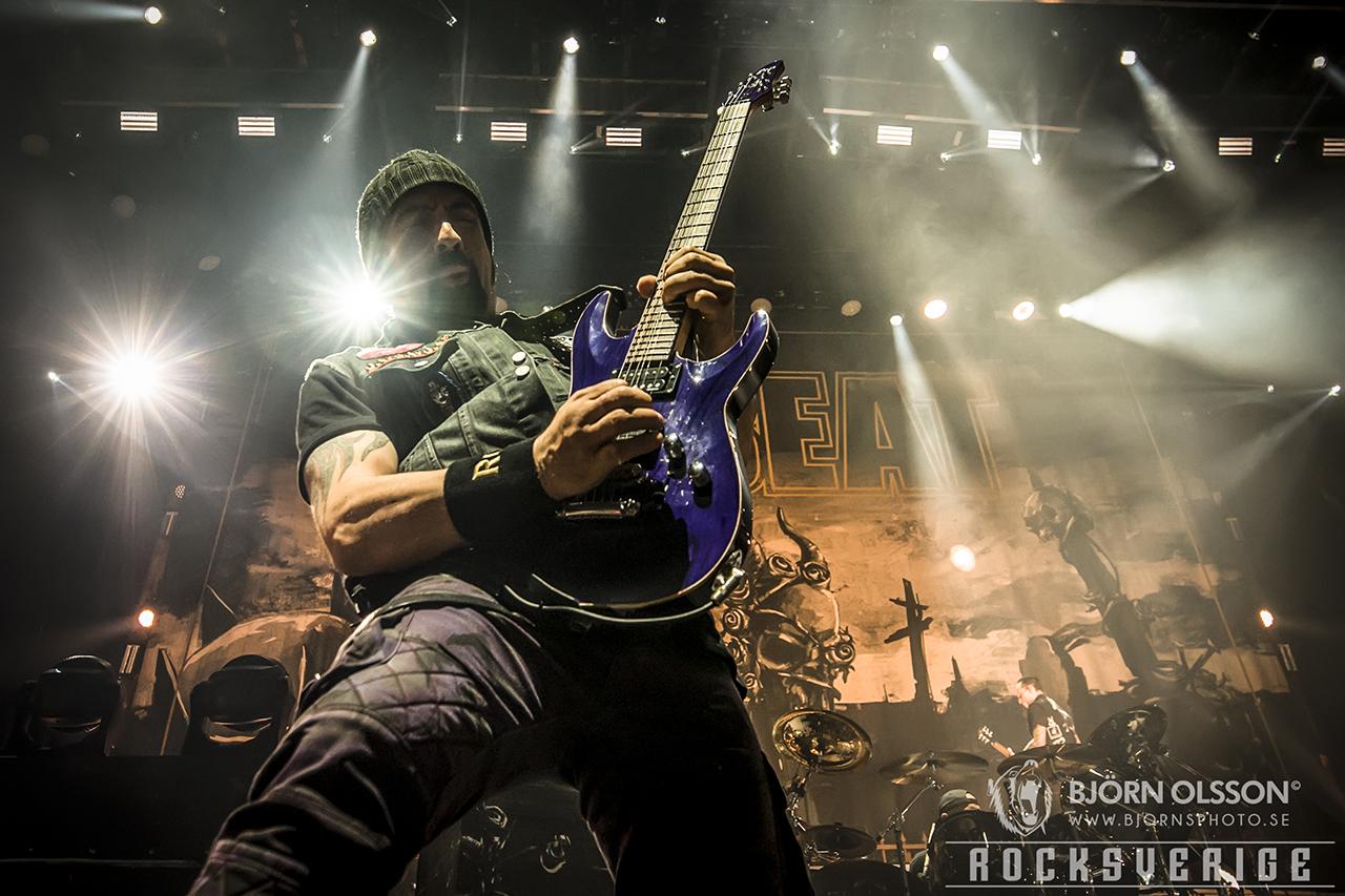 INTERVJU: Rob Caggiano i Volbeat – Rocksverige