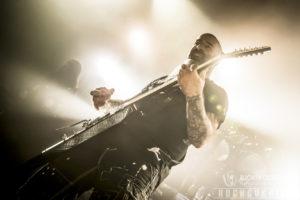 Anthrax, Amager Bio, Copenhagen 20170306