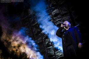 Disturbed, Globen, Stockholm 20170309