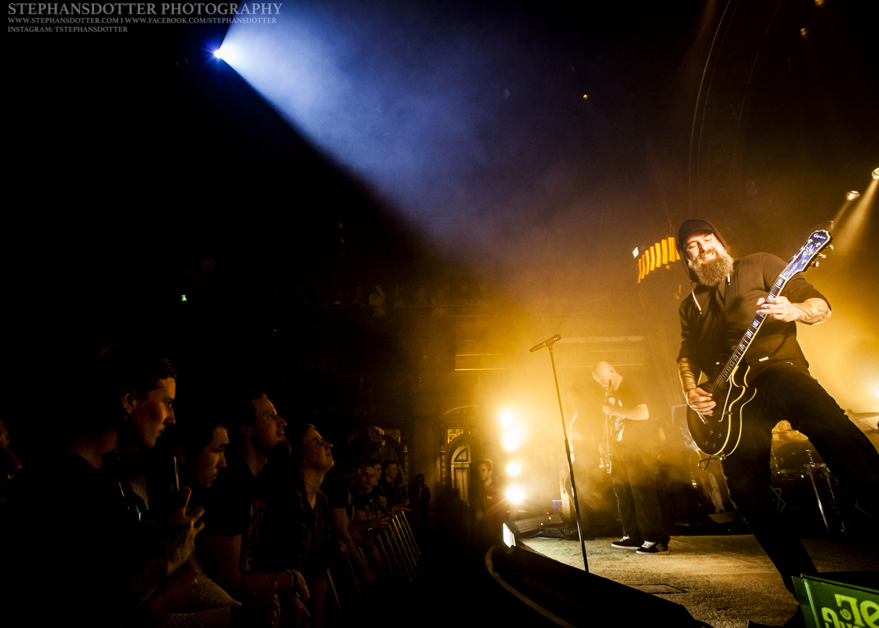 In Flames, Berns, Stephansdotter Photography, Rocksverige