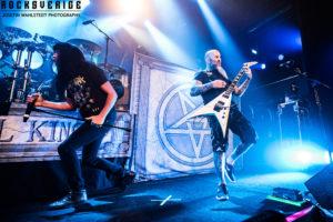 Anthrax, Pustervik Göteborg 20170227