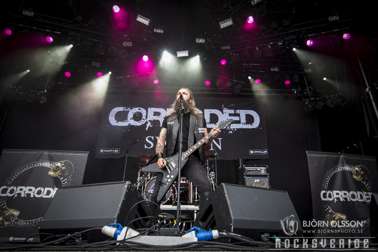 Corroded