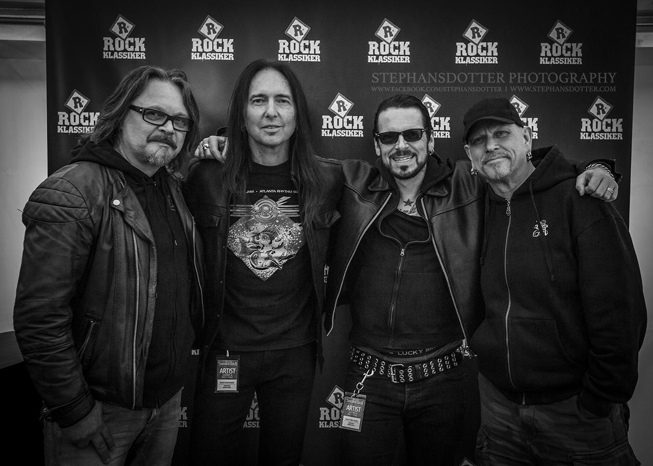 Black Star Riders & Europe Sweden Rock Festival