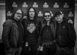 Black Star Riders & Europe