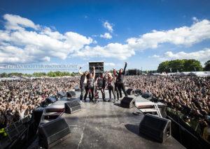 Doro Sweden Rock Festival