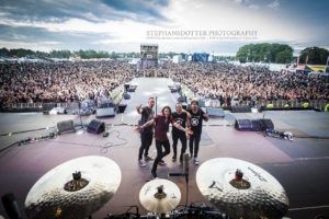 Alter Bridge Sweden Rock Festival