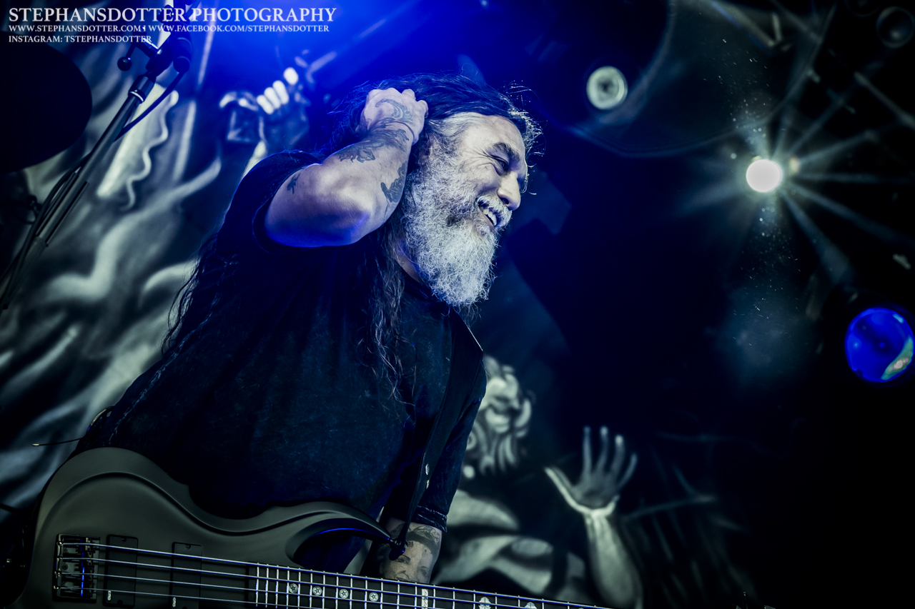 Slayer, Gröna Lund 20170626