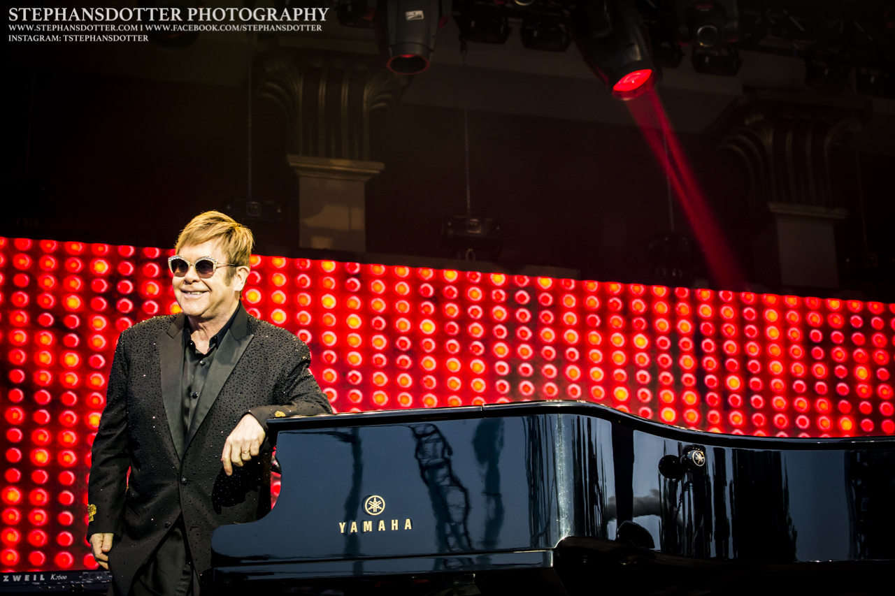 Elton John, Gröna Lund 20170702