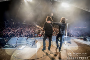 Europe, SommarRock Svedala 20170713