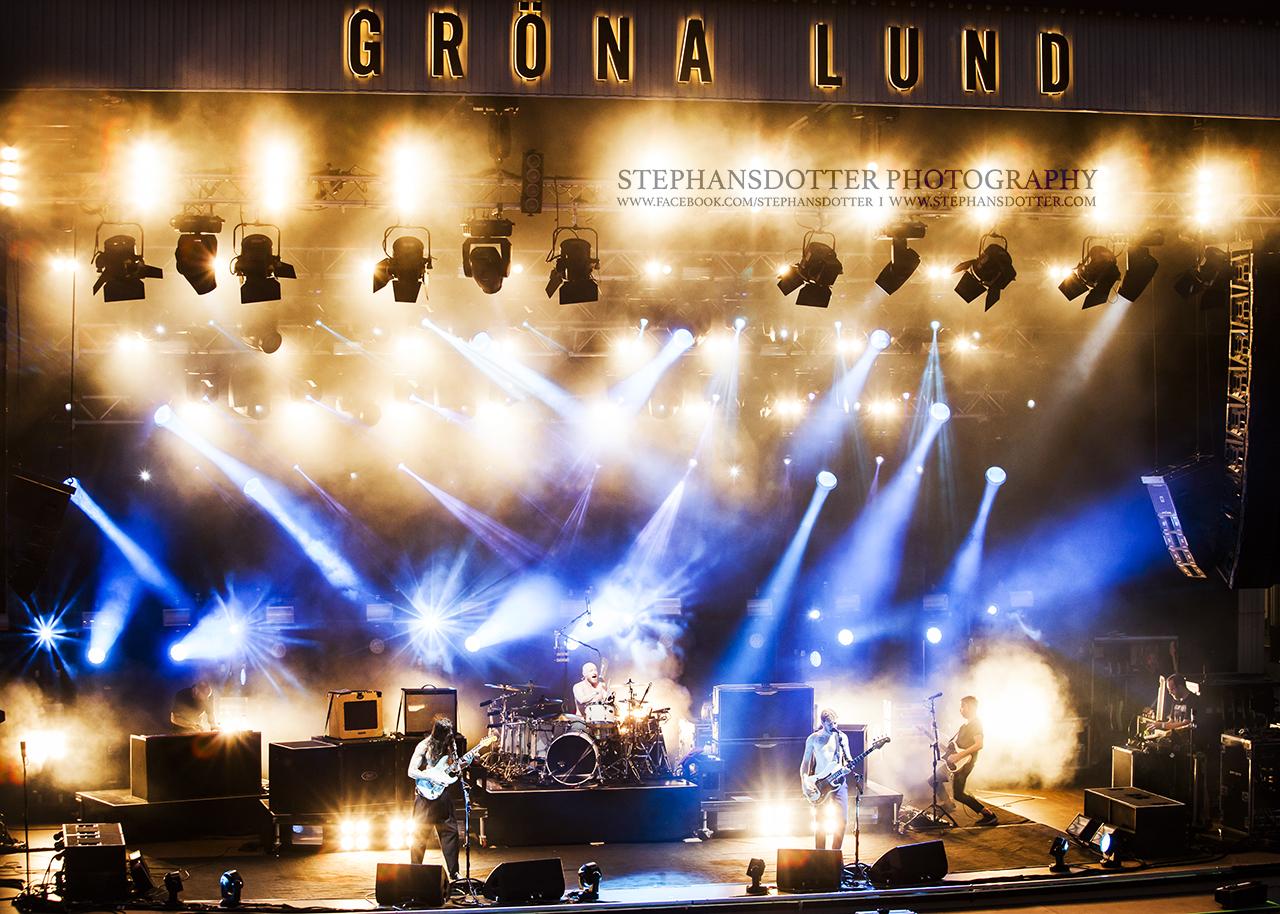 Biffy Clyro, Gröna Lund 20170808
