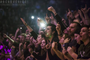 Five Finger Death Punch, Globen, Stockholm 20171117. Foto Therés Stephansdotter Björk