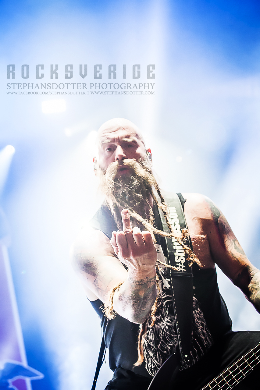 Five Finger Death Punch, Globen, Stockholm 20171117. Foto Therés Stephansdotter Björk