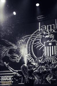 Lamb of God, Hovet