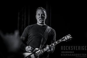 Metallica, Sthlm Fields
