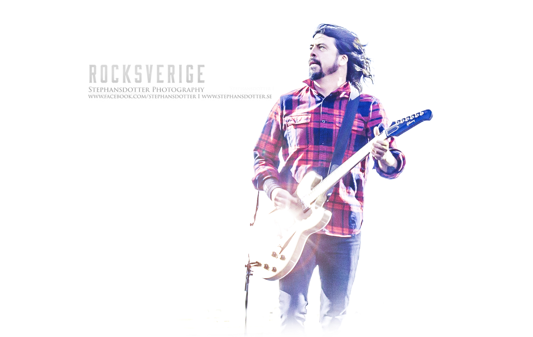 Foo Fighters, Ullevi, Dave Grohl