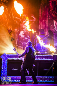 Slayer, Hovet