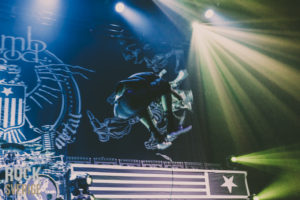 Lamb of God, Hovet