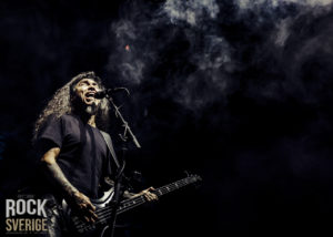 Slayer, Hovet